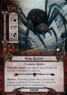 king-spider