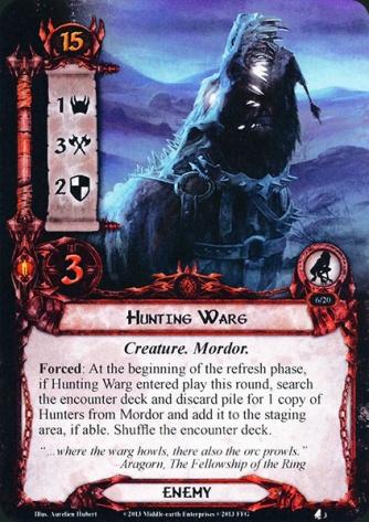 hunting-warg