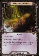 Dúnedain-Warning