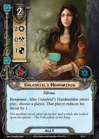 Galadriel's-Handmaiden