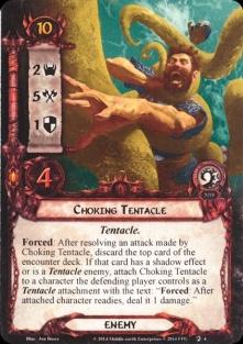 Choking-Tentacle