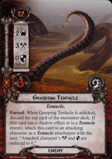 Grasping-Tentacle