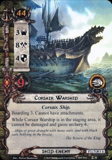 Corsair-Warship
