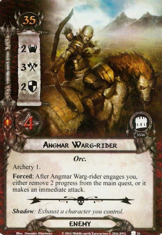 Angmar-Warg-rider