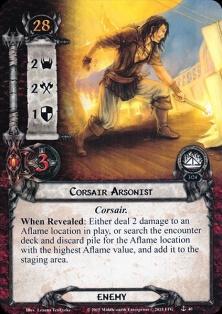 Corsair-Arsonist