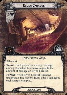 Elven-Caravel