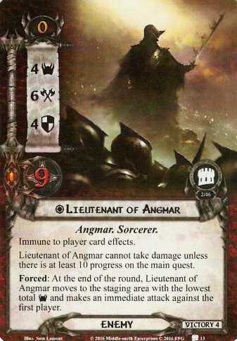 Lieutenant-of-Angmar