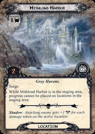 Mithlond-Harbor