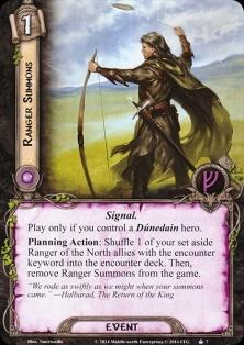 Ranger-Summons