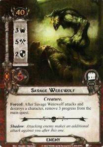Savage-Werewolf