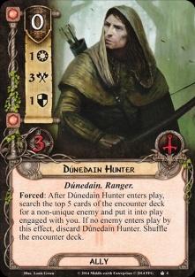 Dúnedain-Hunter