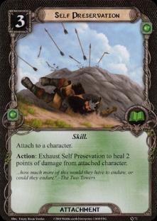 Self-Preservation
