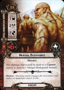 Morgul-Bodyguard