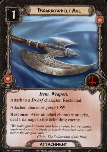 Dwarrowdelf-Axe